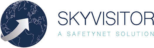 Skyvisitor Software Logo