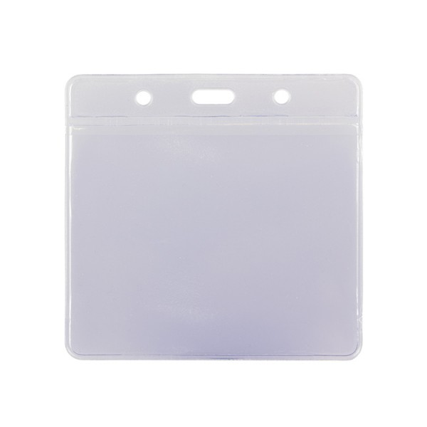 Large Clear Landscape PVC Wallet