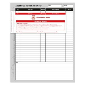 Absentee Notice sys