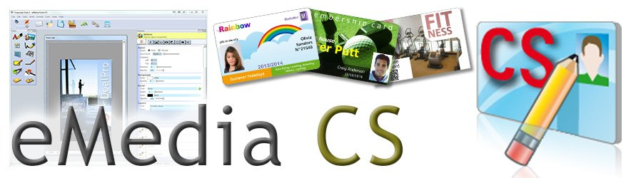 Emedia Cs2 Id Card Printing Software Safetynet Solutions