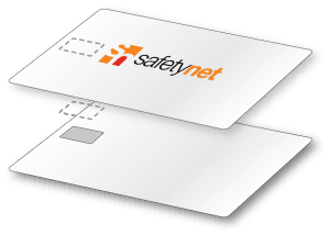 Blank Contact ID Card - Safetynet Solutions