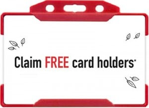 Claim free card holders offer