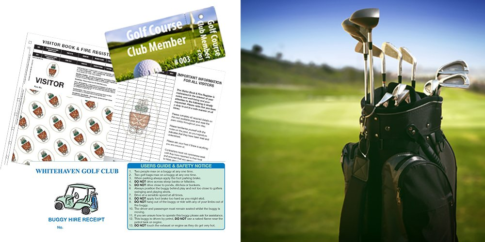 ID and Visitor Management Solutions for Golf Clubs