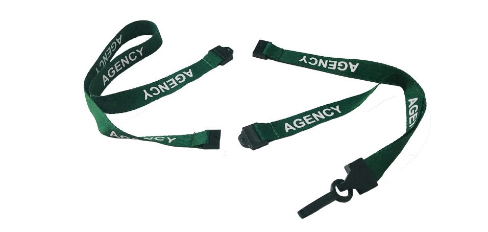 Agency and First Aid Lanyards now in stock