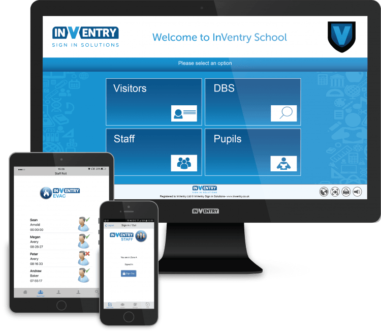 InVentry Sign In Solution Devices