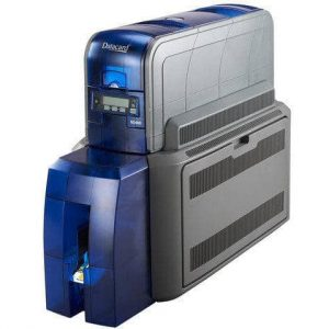 Datacard SD460 ID Card Printer With Magnetic Stripe Encoder (Dual-Sided)
