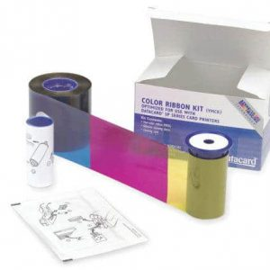 Datacard YMCKT-KT Colour Ribbon 534700-005-R010 - 350 prints previous SKU 534000-006, please note that these supplies will
