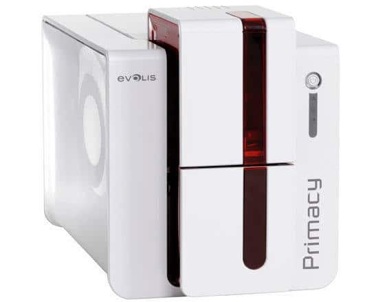 Evolis Primacy ID Card Printer (dual-sided)