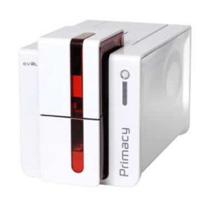 Evolis Primacy Plastic Card Printer with HSP Crazywriter Contactless Encoder (single-sided)