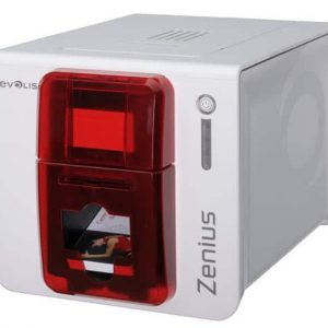 Evolis Zenius ID Card Printer (Single-Sided) - ZN1U0000RS