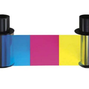 Fargo 44200 YMCKO Colour Ribbon (250 Prints)