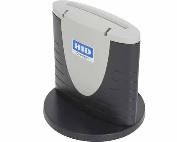 HID Omnikey 3121 Smart Card Reader R31210320-01