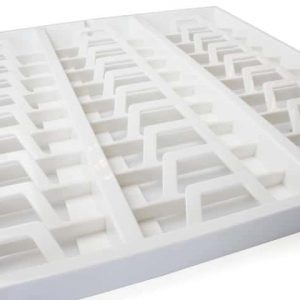 Plastic Card Rack (30 Compartments)