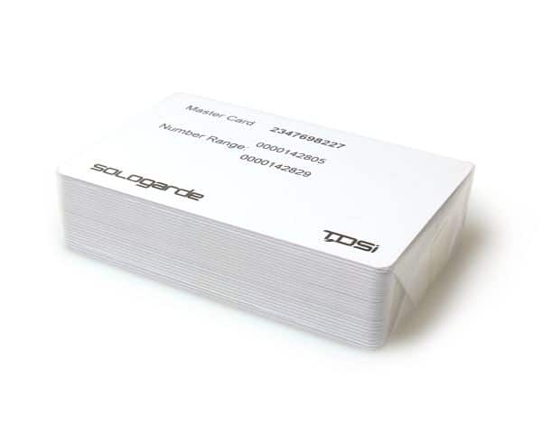 TDSI 2920-3022 Solograde Cards (2 Packs of 50)