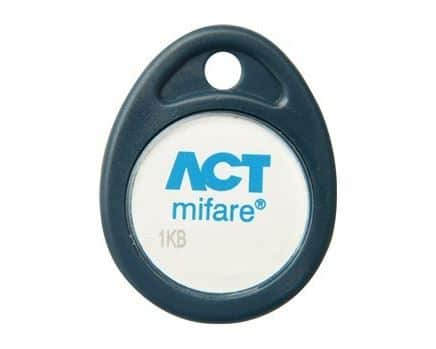 ACT Pro 1KB Mifare Smart Fobs (Pack Of 10)