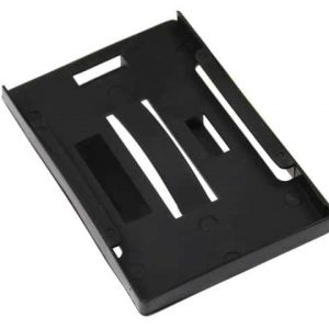 Black Open Faced Multi Card Holders (Pack of 100)