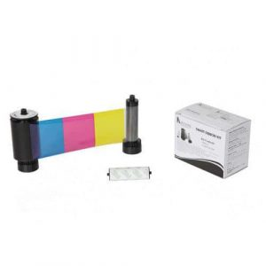IDP Smart 650640 hymcKO Colour Ribbon (350 Prints)
