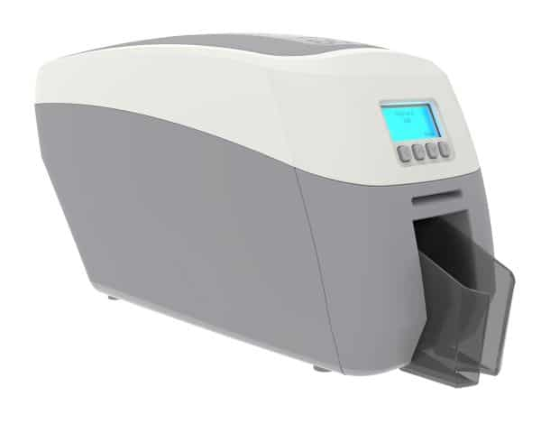 Magicard 600 Uno ID Card Printer with Magnetic Stripe & Smart Card Encoding (Single-Sided)