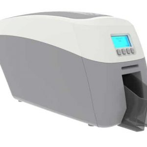 Magicard 600 Uno ID Card Printer with Smart Card Encoding (Single-Sided)