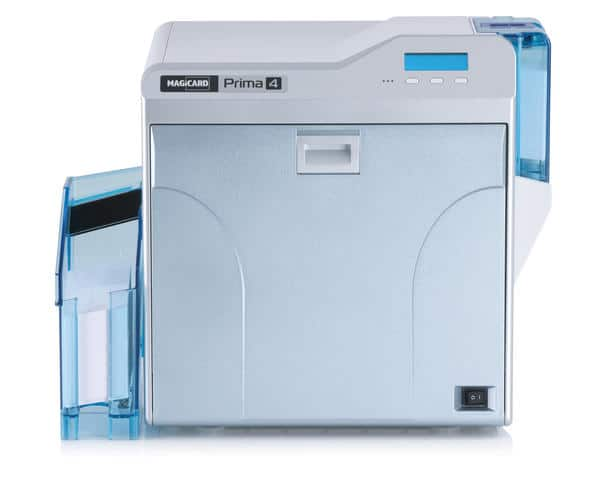 Magicard Prima 402 Dual Sided Reverse Transfer Plastic Card Printer Discontinued