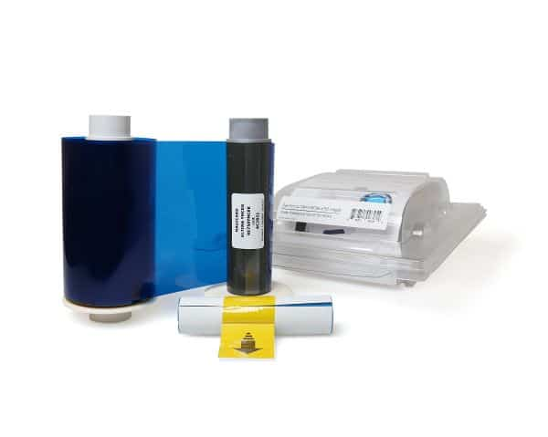 Magicard Ultima HE750 YMCKK Full Colour Dye Film - 750 prints