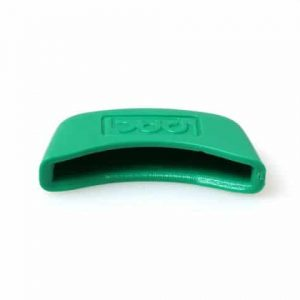 PAC 40102 Green Coloured Clip - Pack of 10