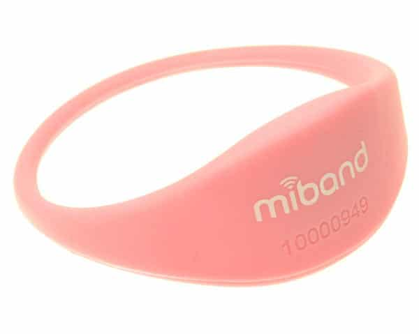 Pink 1k Miband - 67mm (Adult Size)