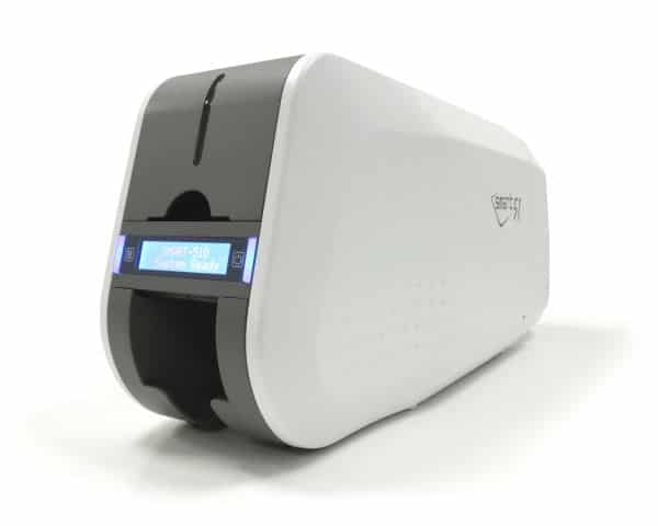 Smart-51D Dual-Sided Colour Plastic Card Printer with Magnetic Encoding & USB - 651407