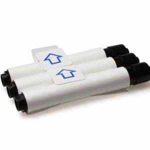 Sunlight 044260 K3 Printer Cleaning Rollers