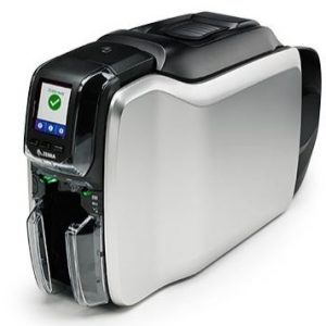 Zebra ZC300 Plastic Card Printer with Ethernet (dual-sided)