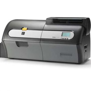 Zebra ZXP Series 7 Single Sided Plastic Card Printer with Ethernet - Z71-000C0000EM00