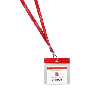 Weston Road Lanyard